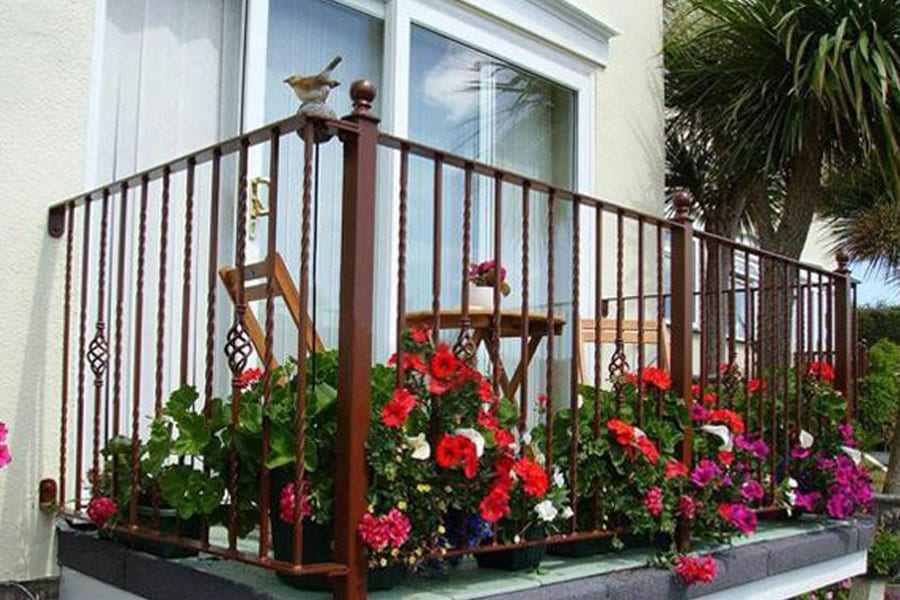 Beautifying Your Balcony