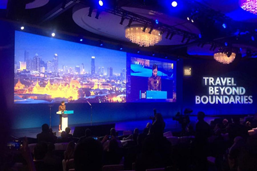 Bangkok to host 2017 WTTC Global Summit
