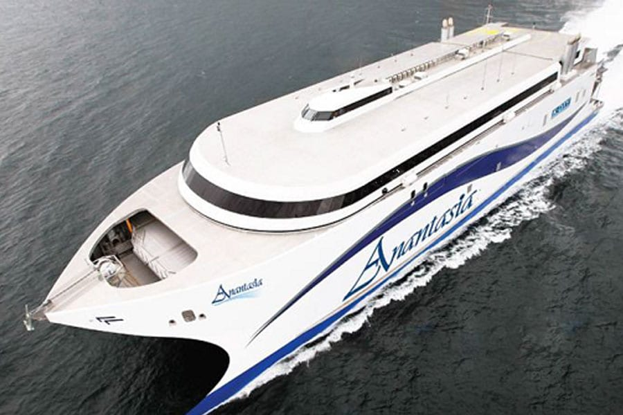 The Cross Gulf Ferry Agreement A 'Done Deal' or Work In Progress?