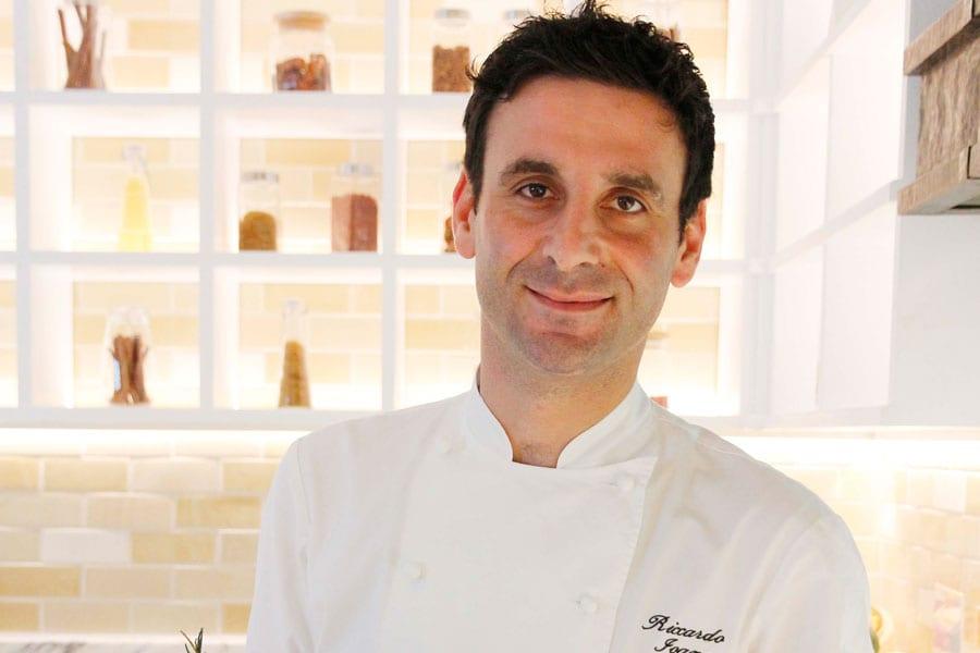 Executive Chef Riccardo Ioanna, InterContinental Hua Hin Resort