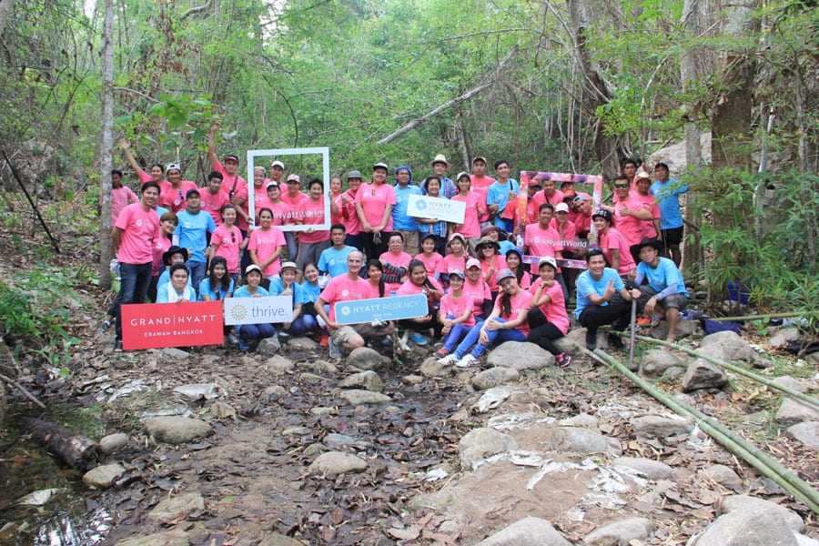 Hyatt Thailand Continues To Make A Positive Difference On Society