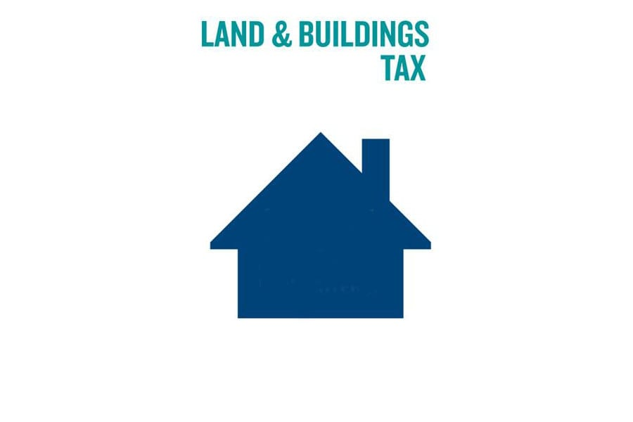 Land and Buildings Tax Coming in 2017