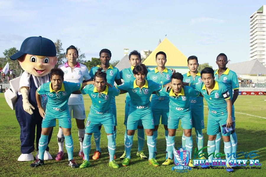 Vana Nava Hua Hin City Football Club