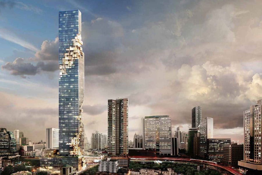 Risky Business: Bangkok's Tallest Gamble Is Ready to Open