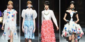 Award Winning Thai Fashion Designers