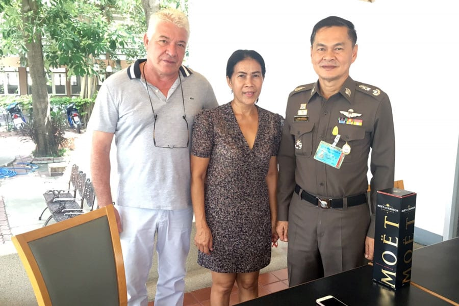 Hua Hin Police Maintaining Hua Hin as a 'Safe Haven'