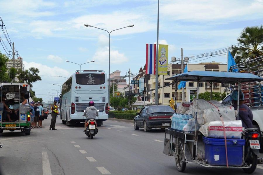 New Pedestrian Overpass for Market Village