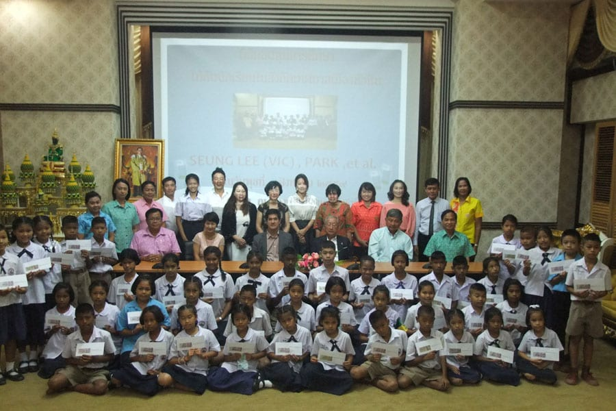 Scholarships Funded For Hua Hin Students
