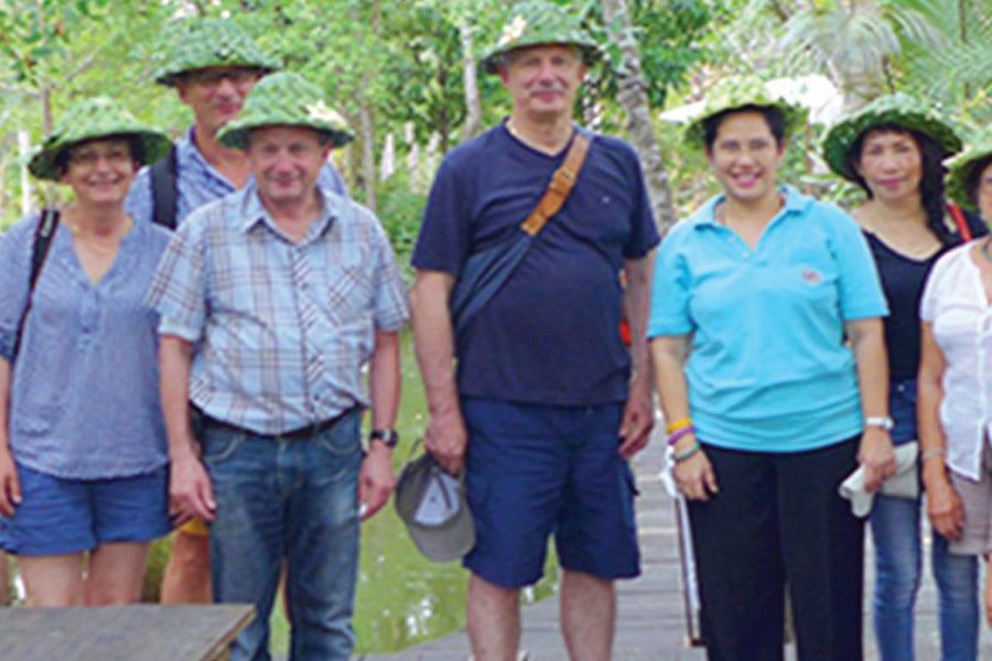 TAT Organises Familiarisation Trip to Promote Wine Tourism