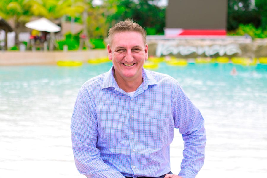 'Asia's First Water Jungle' Welcomes New General Manager
