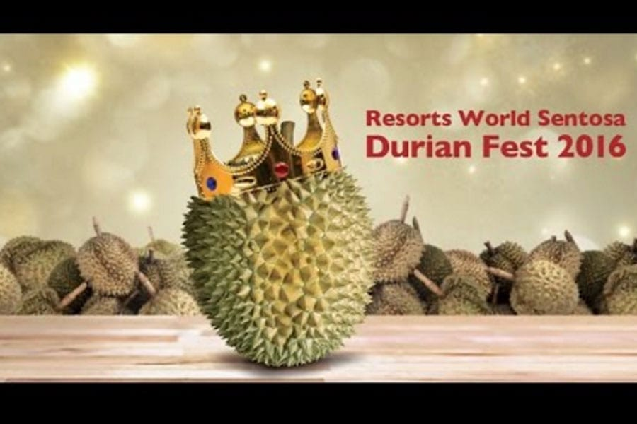 Pah-La-U Durian Festival