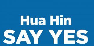 Bluport Hua Hin, We Say Yes