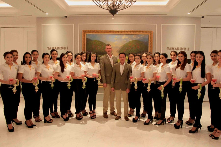 InterContinental Hua Hin Resort Warmly Welcomes Miss Thailand 2016 Contestants