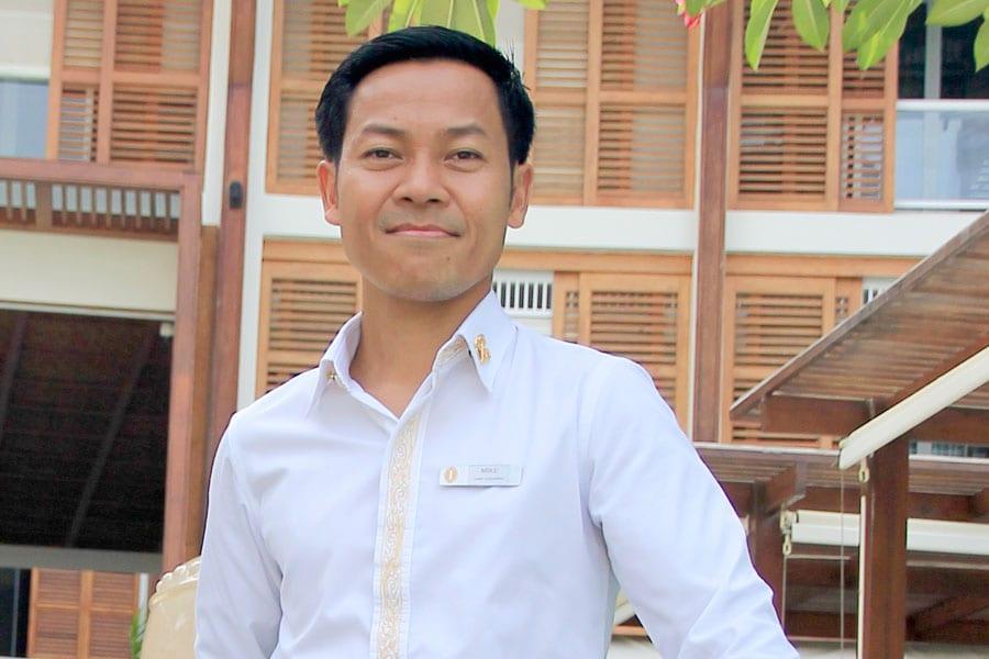 Maitree Yaipun, Chief Concierge InterContinental Hua Hin Resort