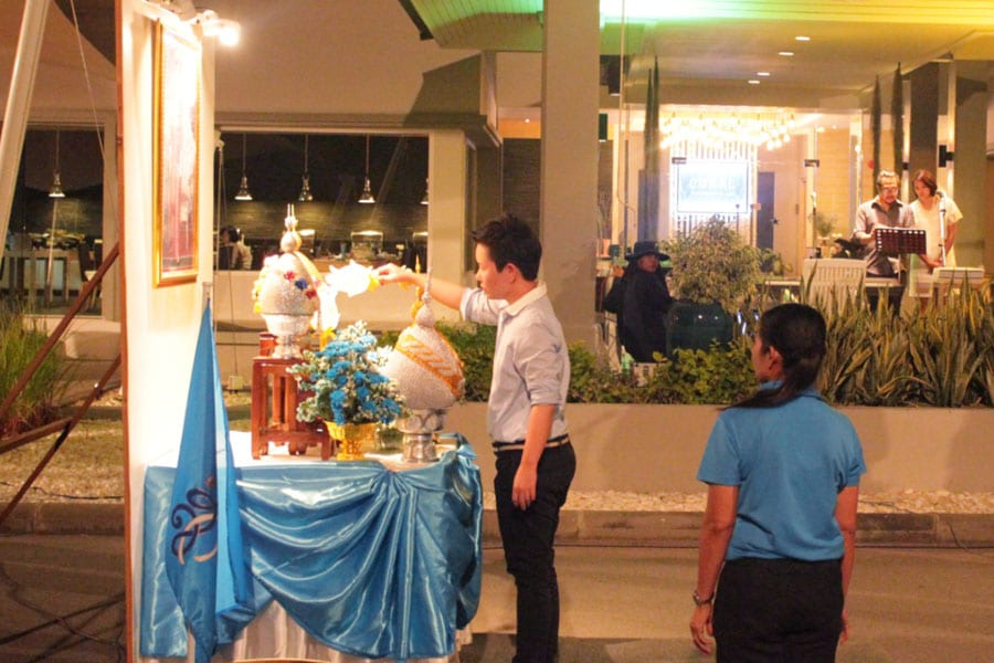 Her Majesty the Queen's Birthday Celebrated at Banyan The Resort