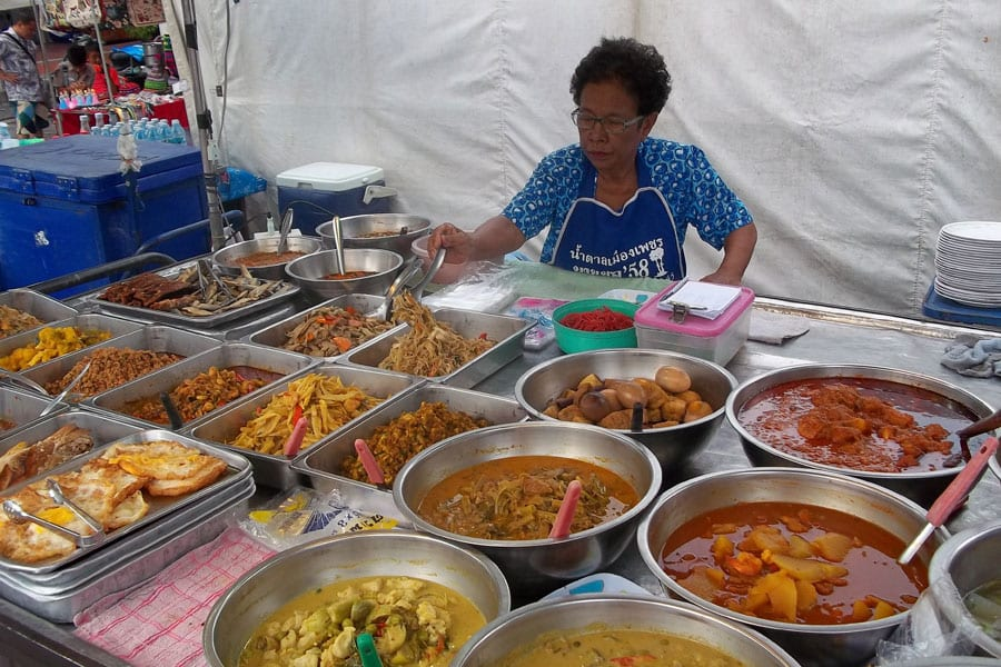 The Quintessential Local Market in Hua Hin