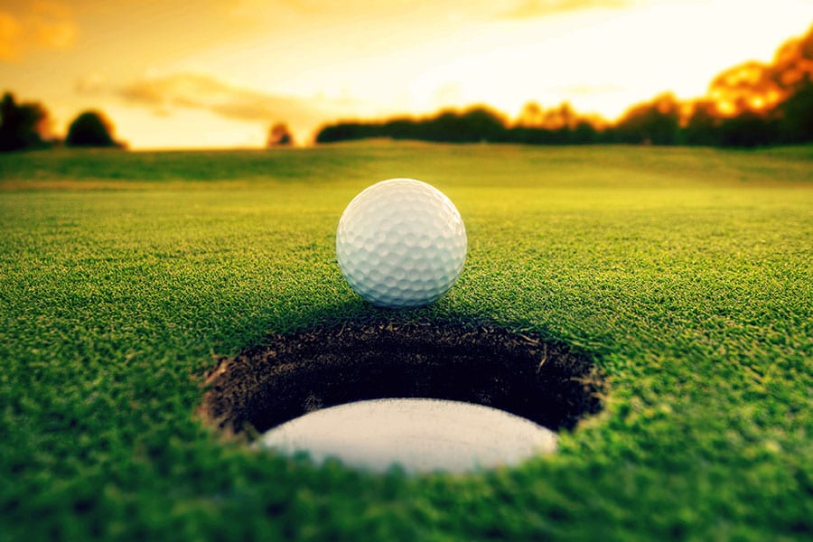 'Rhodes Rules School' About A Hole-In-One