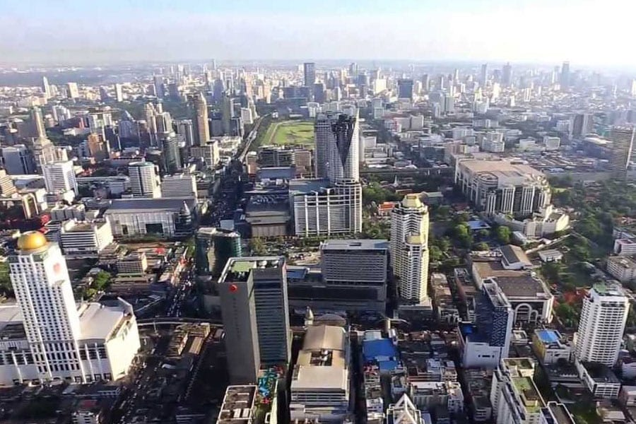 Thailand Property Growth in 2016