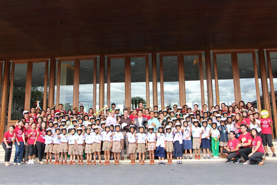 1,150 Hua Hin Kids Are Safer Now