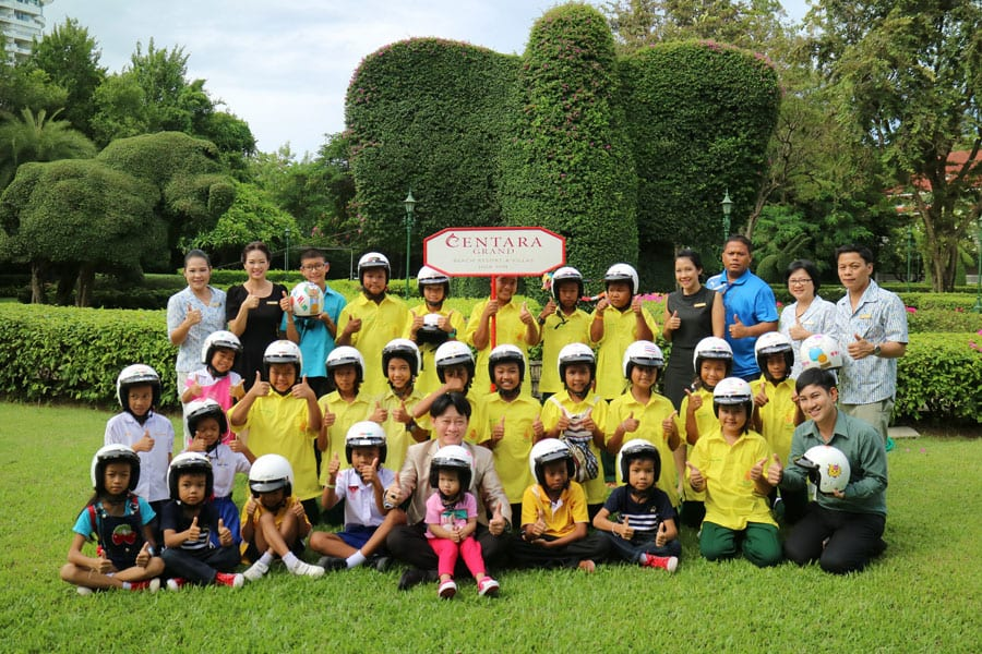 "Centara Grand Beach Resort & Villas Hua Hin joined ""Saving Life Together"" Campaign"