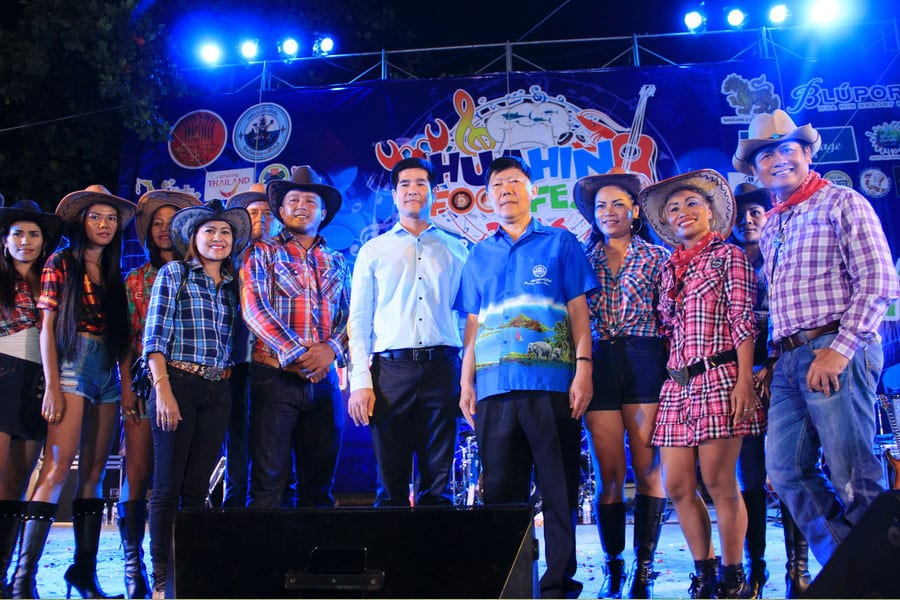 The Hua Hin Jazz Festival at the Beachfront of Centara Grand Beach Resort & Villas Hua Hin