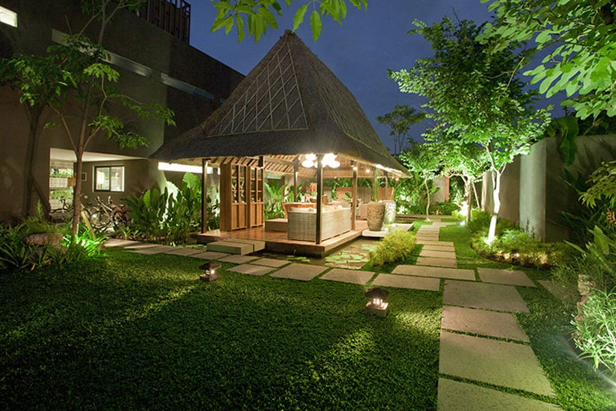 The Ideal Bali Hut Design