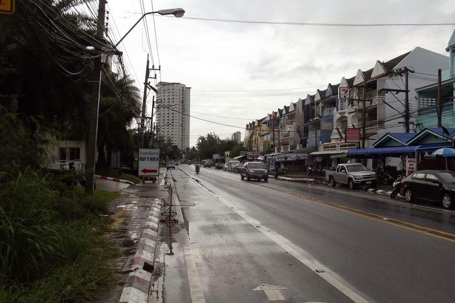 Pavement Repairs For Petchakasem Road