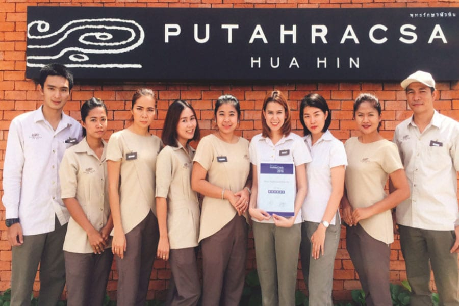 Putahracsa's Top Score HolidayCheck Rating