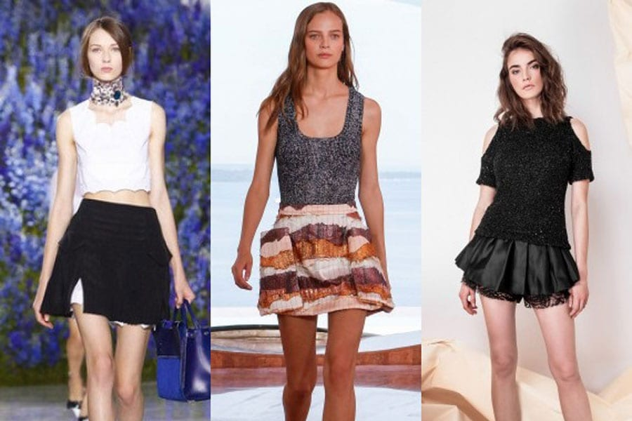 Skirting Around Fashion 2016