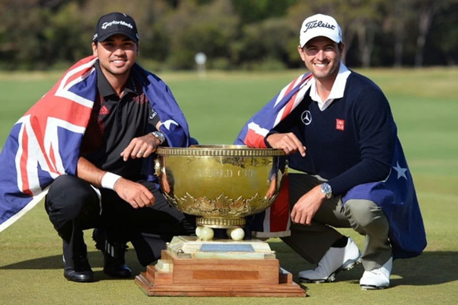 The World Cup of Golf 2016