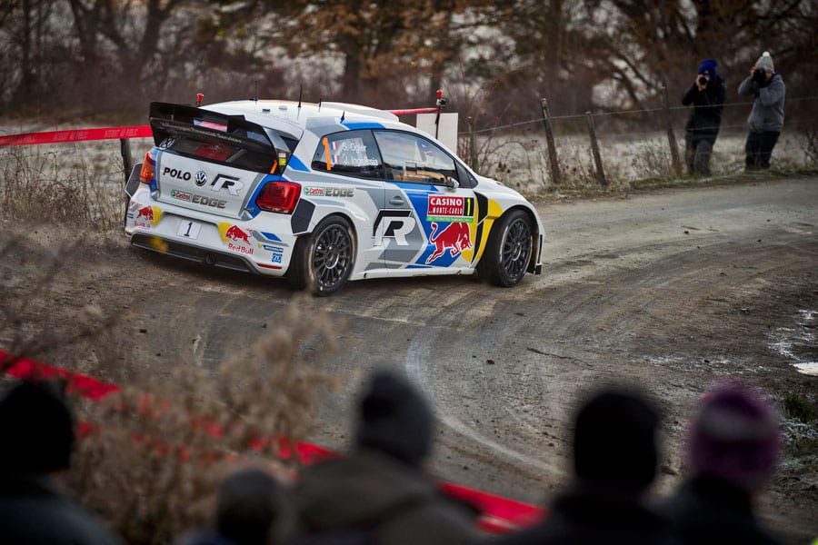 World Rally Champion Sebastien Ogier Wins his Fourth title