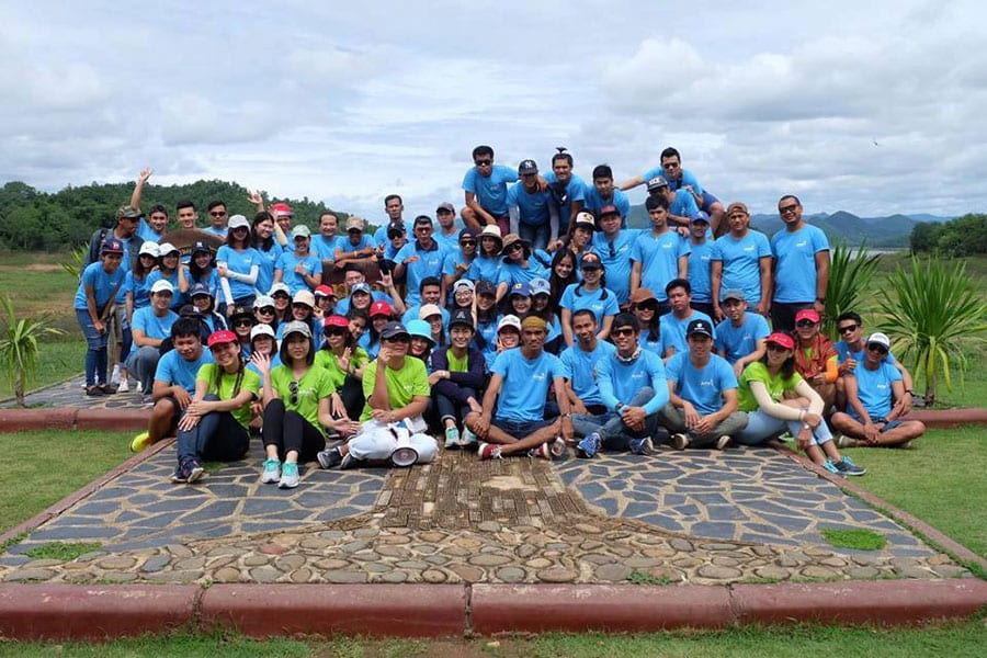 Kaeng Krachan Tree Planting Project