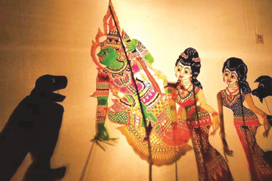 Nang Talung – Me and My Shadow