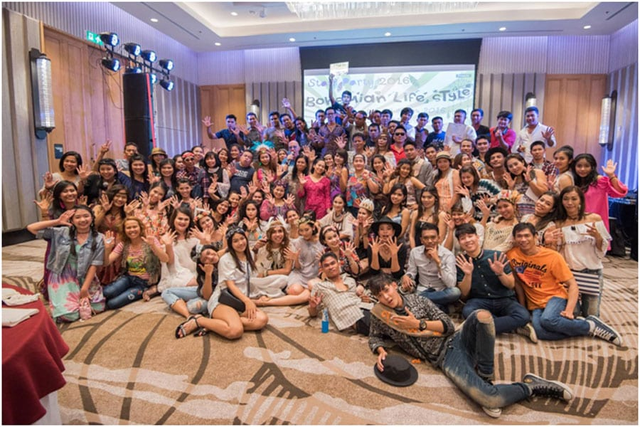 Putahracsa Hua Hin Staff Party 2016