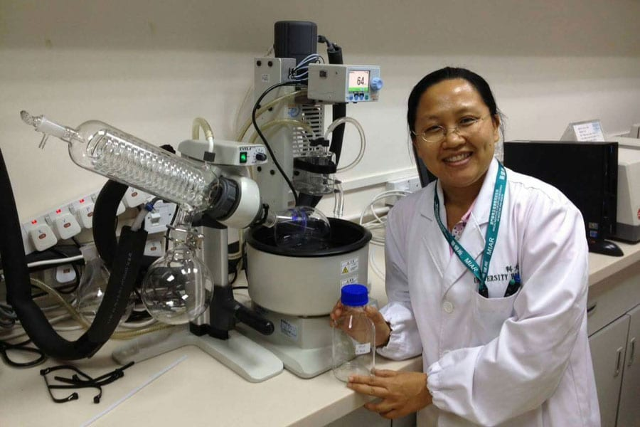 Thai Research Team Discovers Chemicals To Stop Cancer Growth