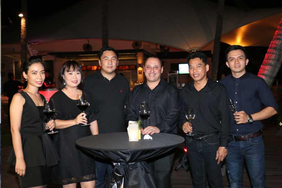 Estates Wine Experience at the Sheraton