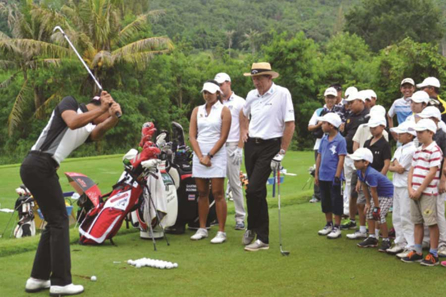 'Golf and More'; the Asia-Pacific Golf Industry on Show in Hua Hin