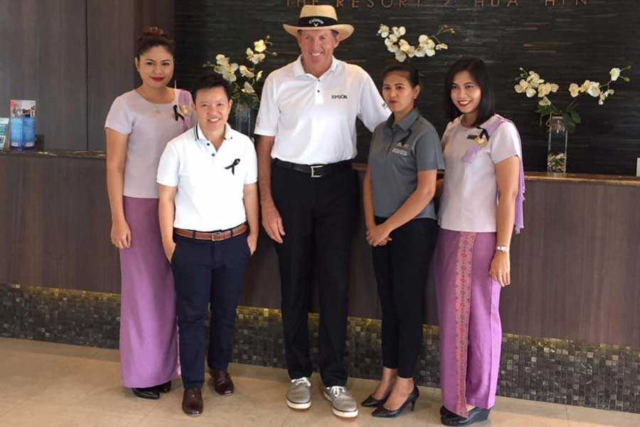 More Than a Swinging Visit to Banyan The Resort By Legendary Golf Guru David Leadbetter