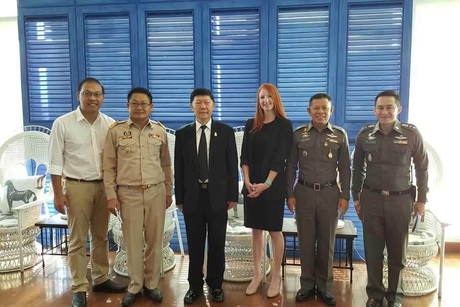 UK Embassy Visit