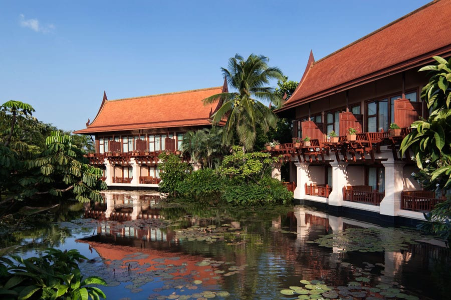 Anantara Hua Hin Announced as A Winner at the 10th Luxury Hotels Awards