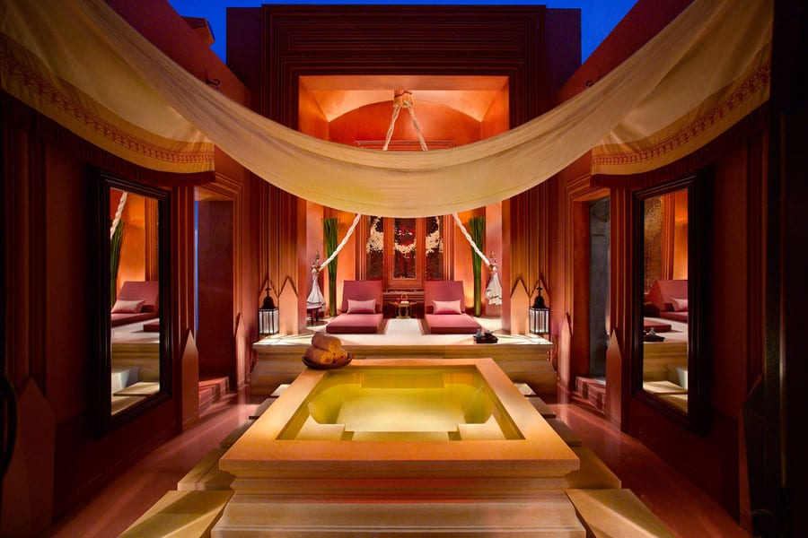 The Barai Wins 'Best for WOW Factor' in the Spafinder Wellness Travel Awards