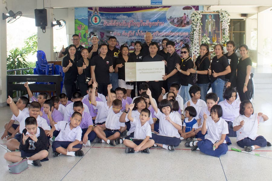 Centara Grand Beach Resort & Villas Hua Hin Children's Day at Dhammikawittaya School