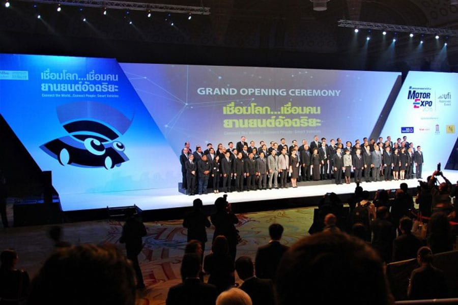Cool Concepts and Vehicles Debut at 33Rd Thailand International Motor Expo