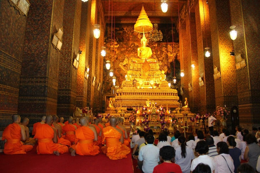 Makha Bucha Day – February 11th