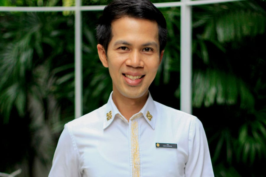 New Chief Concierge for InterContinental Hua Hin Resort