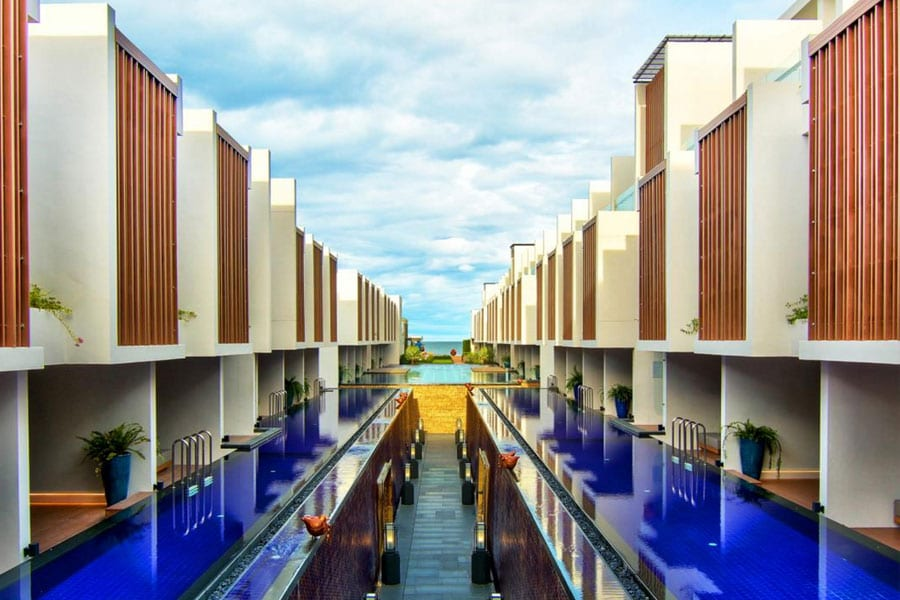 Radisson Blu Resort Hua Hin Sets New Standards in Design and Style on Thailand's Riviera