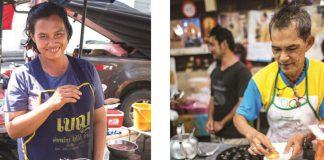 Street Food Shines in Hua Hin