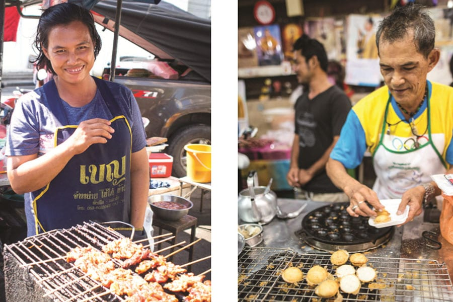 Street Food Shines in Hua Hin