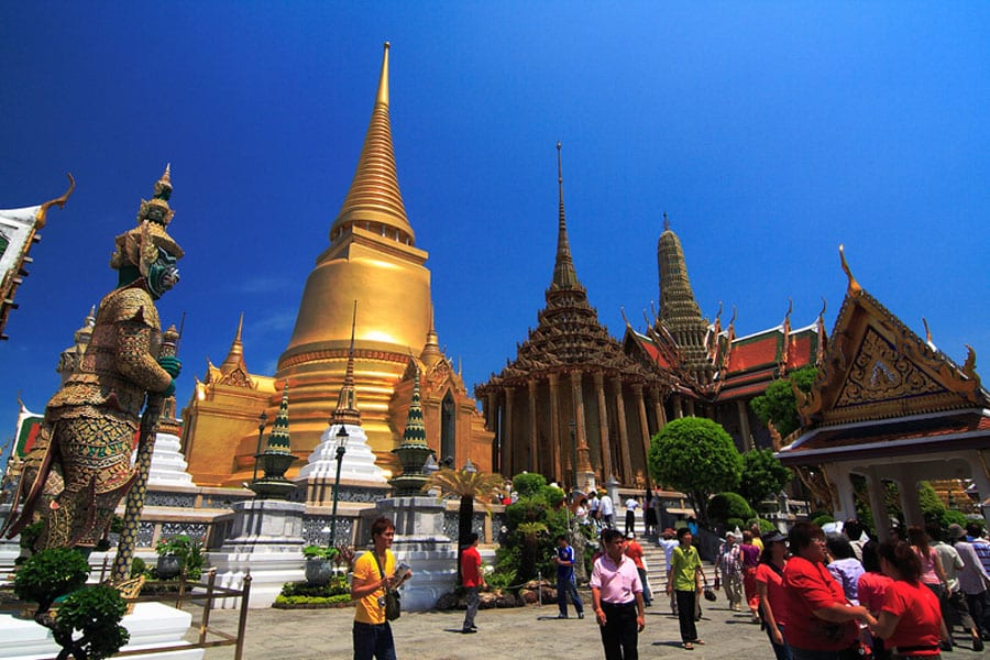 Thailand is Top Destination for French Online Searches 2016