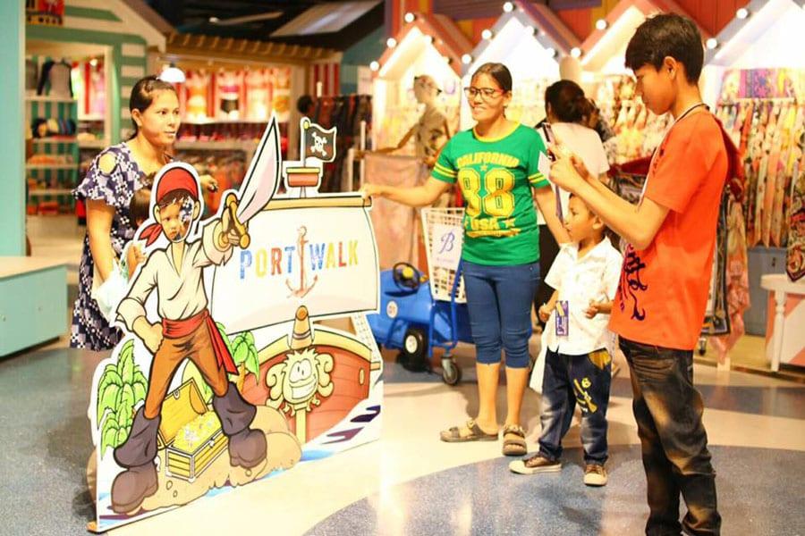 Children's Day At Blúport